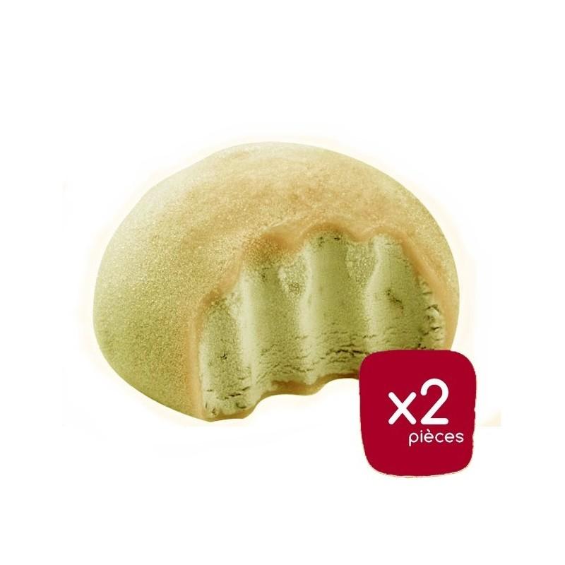 MOCHI Caramel beurre salé x 2
