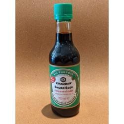 Sauce Soja moins salee 250 ml Kikkoman